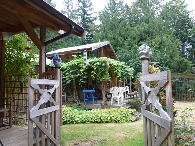 Cabin In The Woods Retreat Visit Denman Island